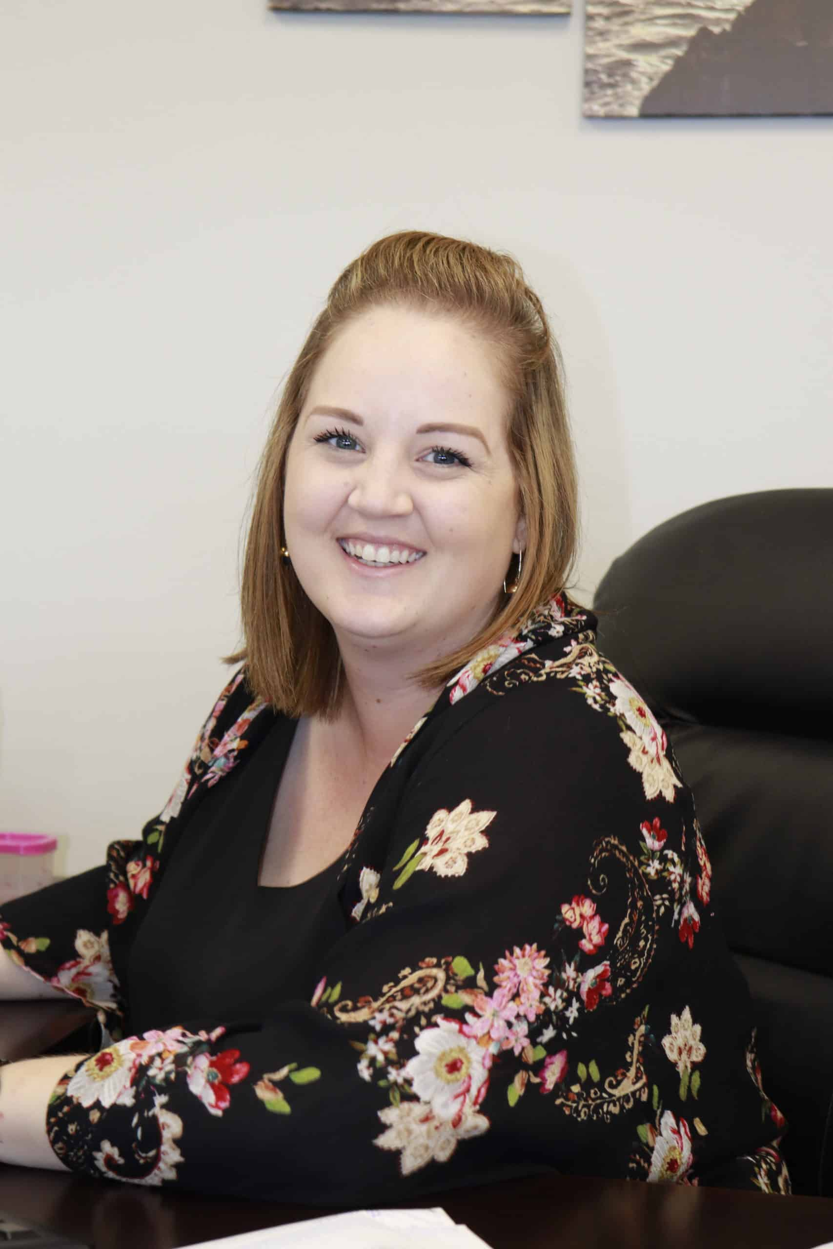 Nicole McCabe : Appointment Coordinator