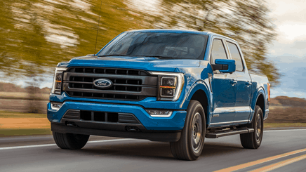 custom order a 2021 ford f-150 with our team from the factory